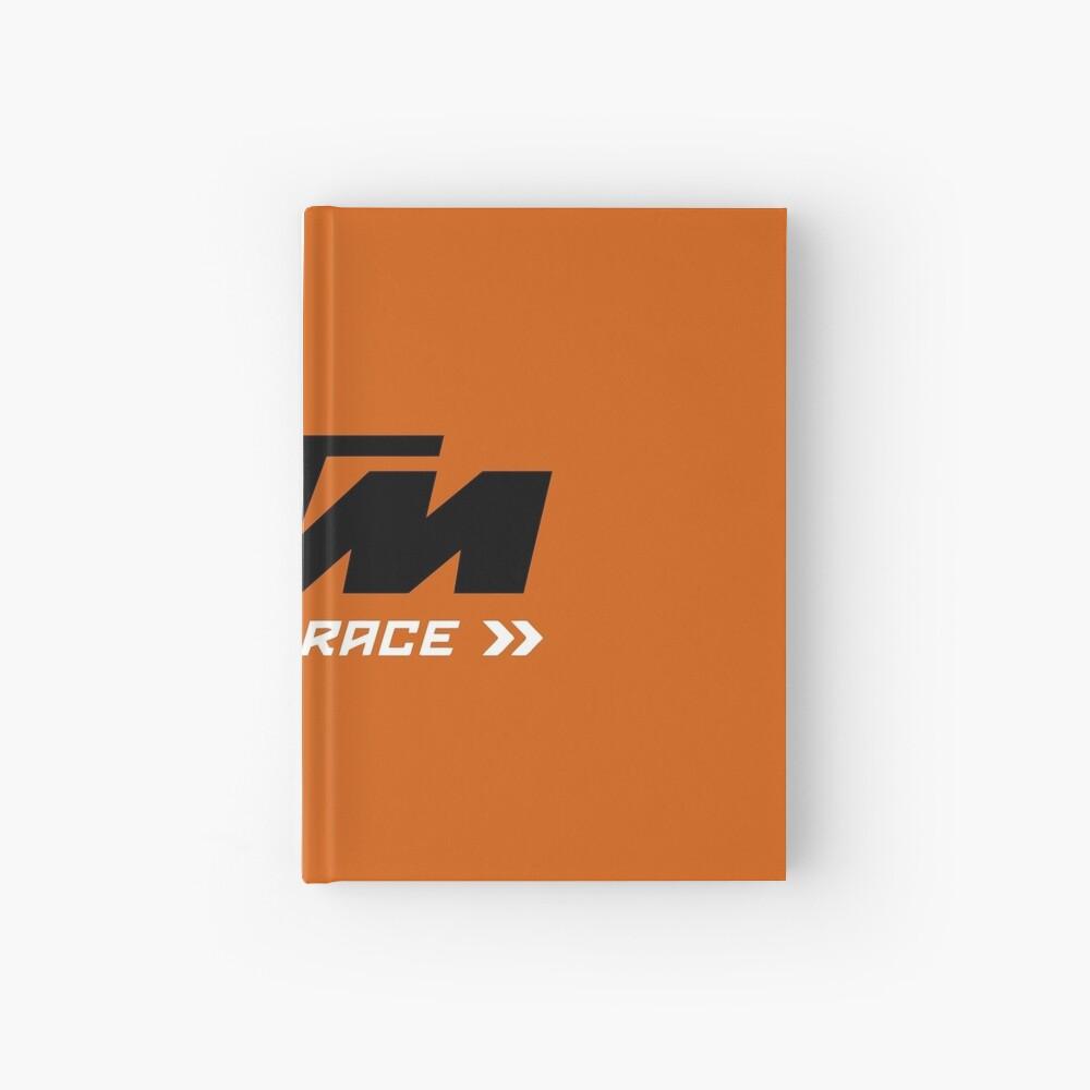Bereit zum Rennen Notizbuch