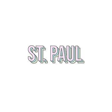 St. Paul by jennvanh17