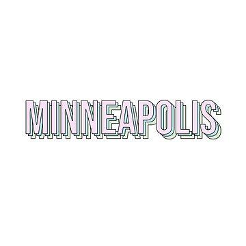 Minneapolis by jennvanh17