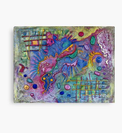Dragon Claws Canvas Print