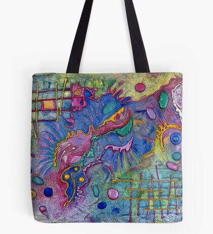Dragon Claws Tote Bag