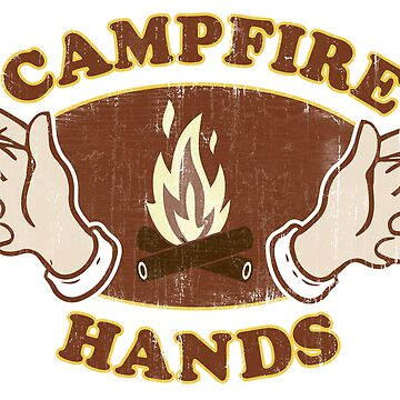 Campfire Hands by grigs