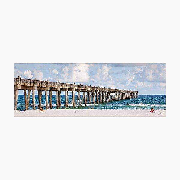 Pensacola Beach Photographic Print