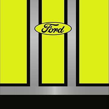 FORD SAFETY WORK SHIRT by Onevisualeye