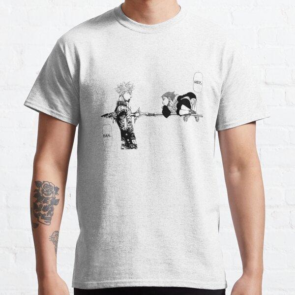 Hey Ban T-shirt classique