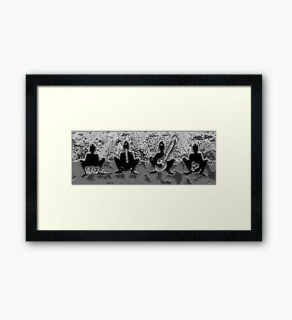 The Band Framed Print