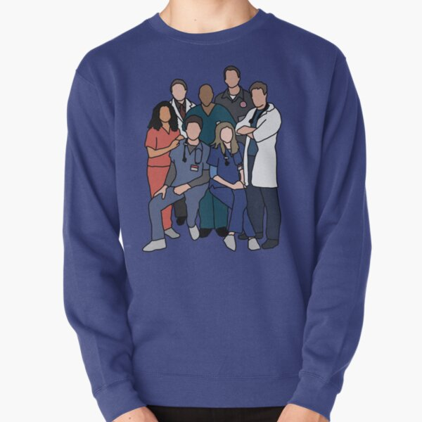 All the Scrubs Pullover Sweatshirt