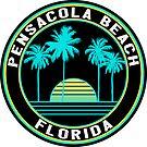 Pensacola Beach Florida Gulf Of Mexico Travel Vacation by MyHandmadeSigns