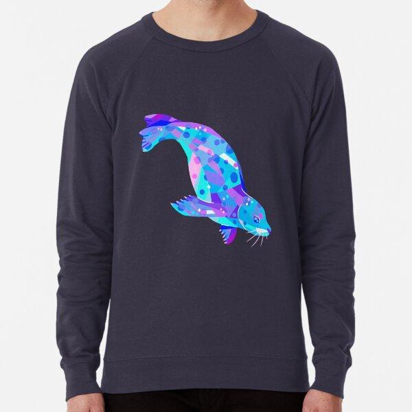 Harbor Seal Lightweight Sweatshirt
