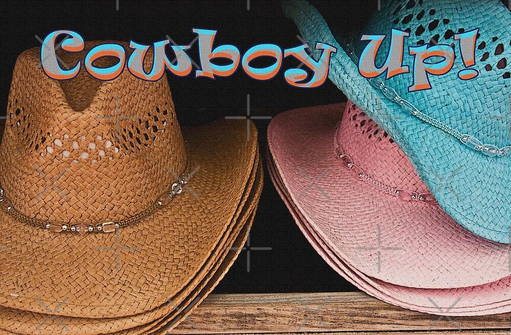 Cowboy Up! by CarolM