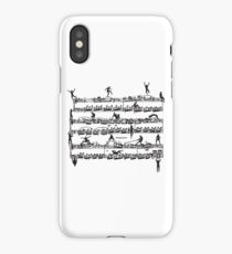 Mozart Men iPhone Case/Skin