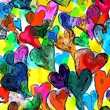 Andrew Hearts by sspellmancann