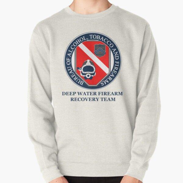 ATF Firearm Recovery Pullover Sweatshirt