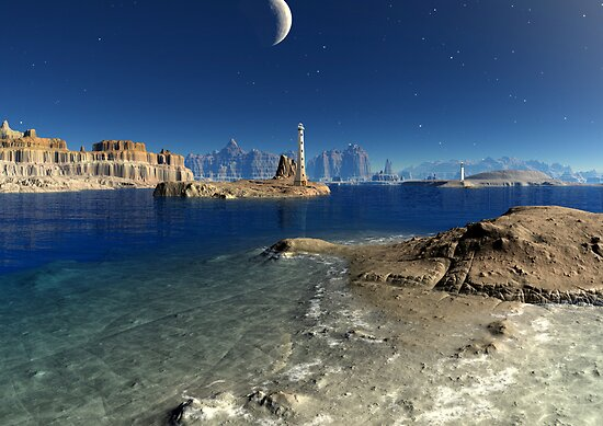 Safe Harbor by AlienVisitor