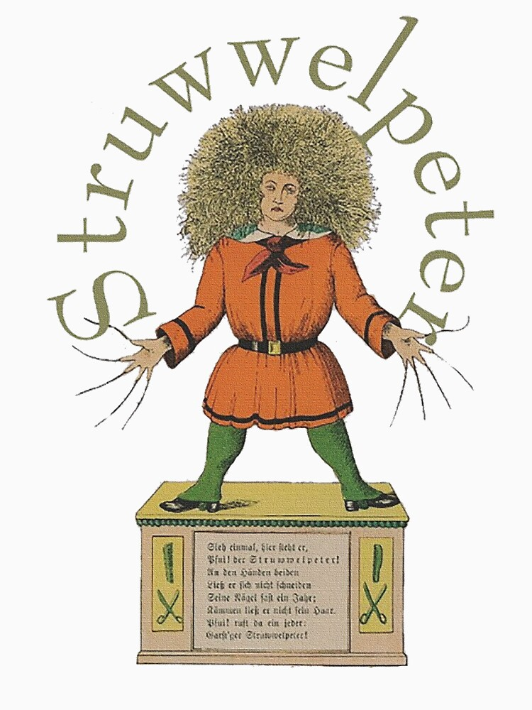 """Der Struwwelpeter""...Slovenly Peter by edsimoneit"