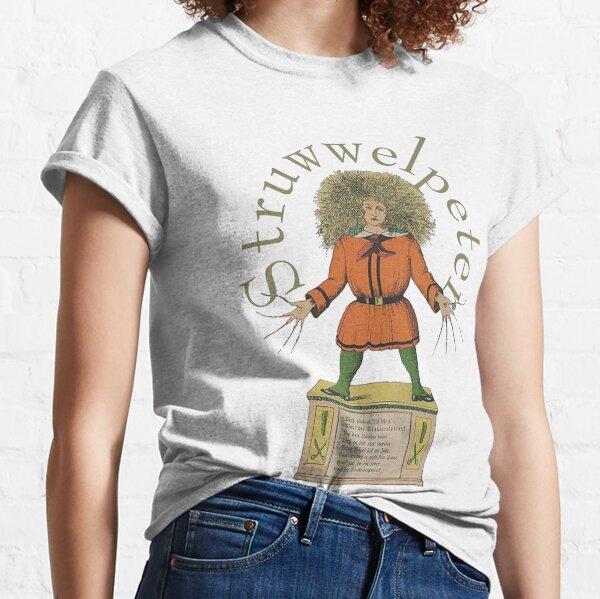 """""""Der Struwwelpeter""""...Slovenly Peter Classic T-Shirt"""