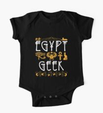 Egyptology Archaeologist Gifts - Egypt Geek  One Piece - Short Sleeve