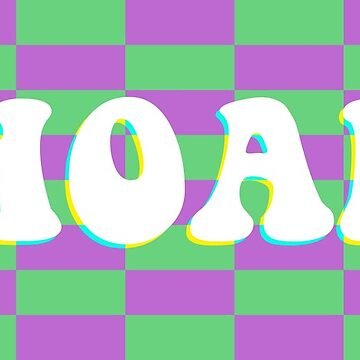 Shoals Green Purple Checkered by ConnorPeat