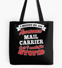 MAIL CARRIER T-shirts, i-Phone Cases, Hoodies, & Merchandises Tote Bag