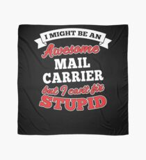 MAIL CARRIER T-shirts, i-Phone Cases, Hoodies, & Merchandises Scarf