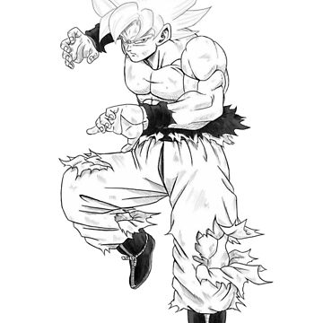 The Power of Ultra Instinct by JerryOfficial