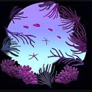 Round Reef - ohms' Custom Worms Armageddon Level by FFaruq