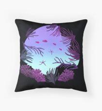 Round Reef - ohms' Custom Worms Armageddon Level Floor Pillow
