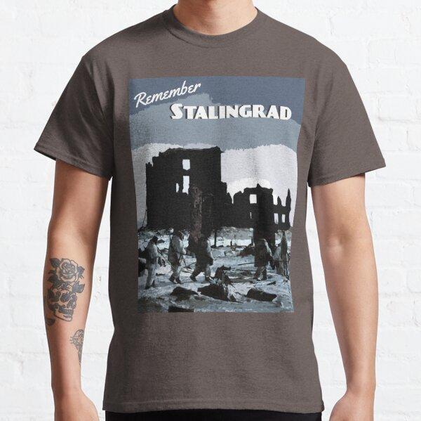 Stalingrad - War of the Rats Classic T-Shirt