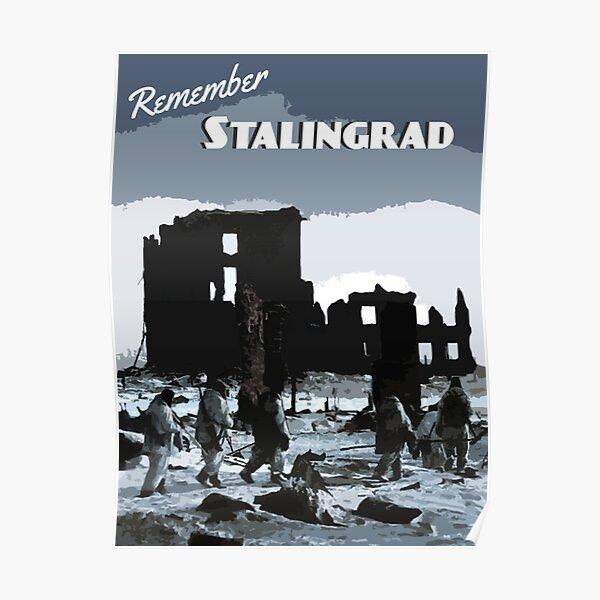 Stalingrad - War of the Rats Poster