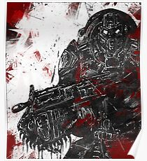 Gears of War: Carmine Poster