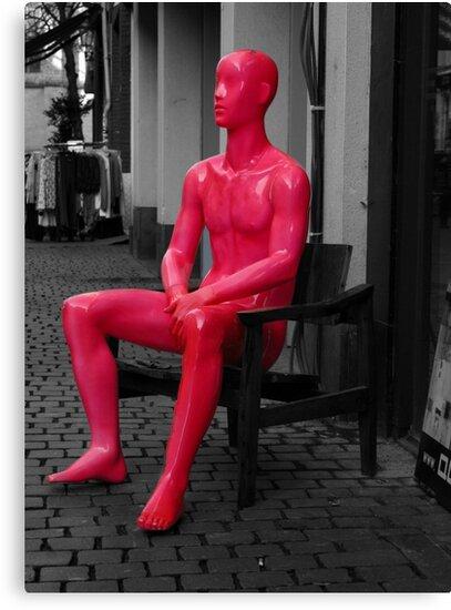 Neon Man* by patjila