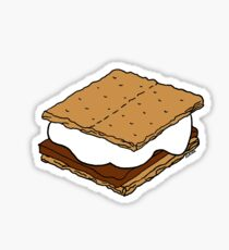 S'mores Sticker