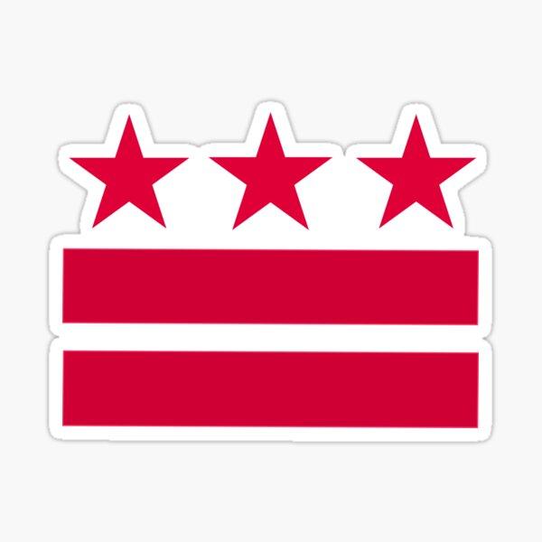 Respect DC Sticker