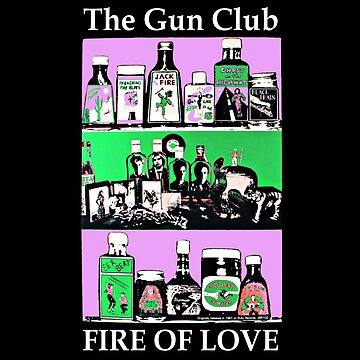 The Gun Club Shirt by RatRock