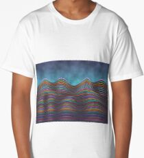 The Rolling Hills Of Subtle Differences Long T-Shirt