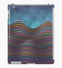 The Rolling Hills Of Subtle Differences iPad Case/Skin