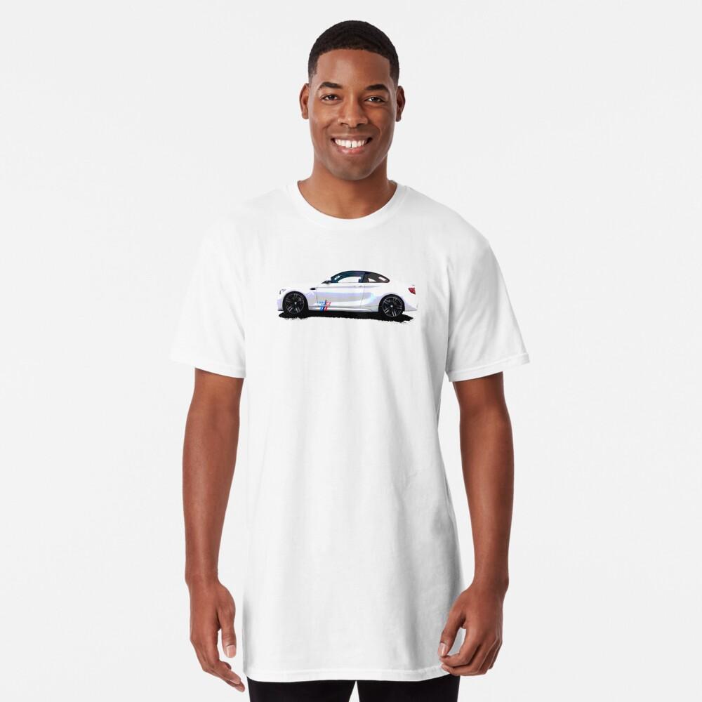 Shift Shirts Pyrat 2 - M2 Inspired Long T-Shirt Front