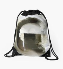 Through the keyhole Drawstring Bag