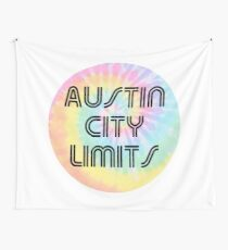 Austin City Limits Wall Tapestry