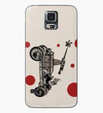 Anthropomorphic N°12 Case/Skin for Samsung Galaxy