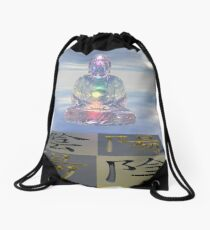 Balance In All Drawstring Bag