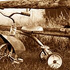 Antique Tricycle by indykb