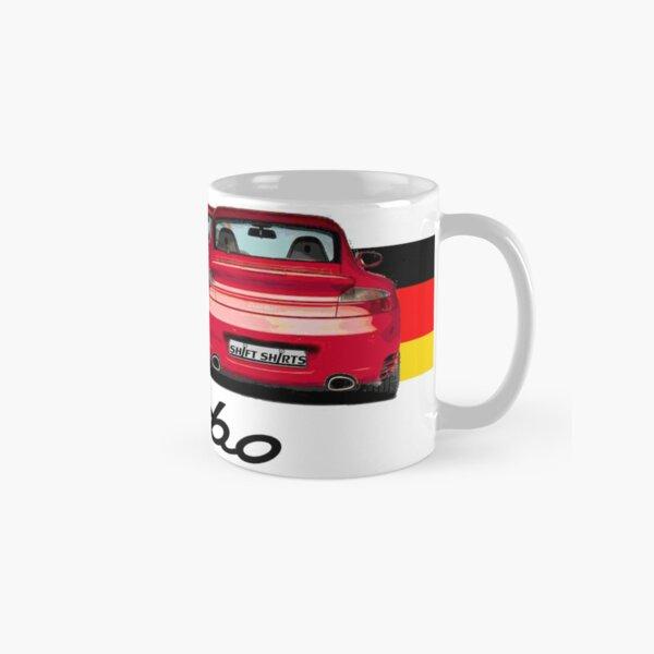 Shift Shirts Turbo Generations – 911 Turbo Inspired Classic Mug