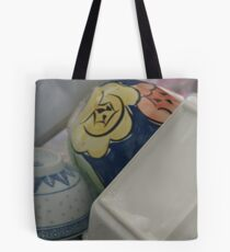 Saturday Dishes Series - The Bowls Tote Bag