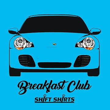 Shift Shirts Breakfast Club – 996 Turbo Inspired by ShiftShirts