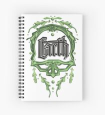 Earth Spiral Notebook
