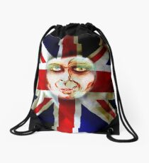 Union of the Frowns Drawstring Bag