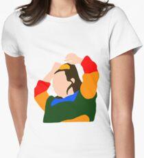 Emma Chamberlain 2.0  Women's Fitted T-Shirt