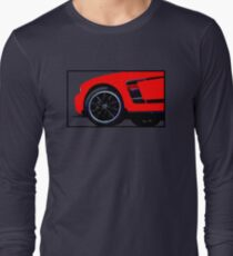 Shift Shirts Modern Muscle - Ford Mustang Boss 302 Inspired Long Sleeve T-Shirt