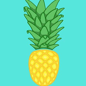 Pineapple by dobiegerl